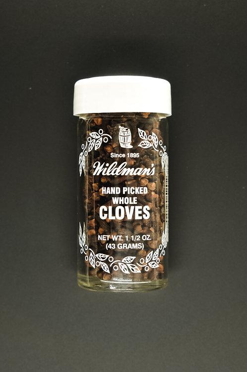 Cloves, Whole