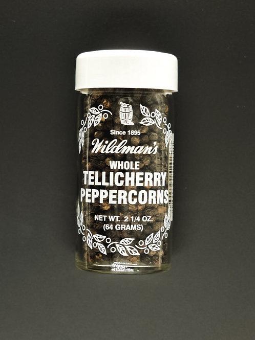 Peppercorns, Tellicherry