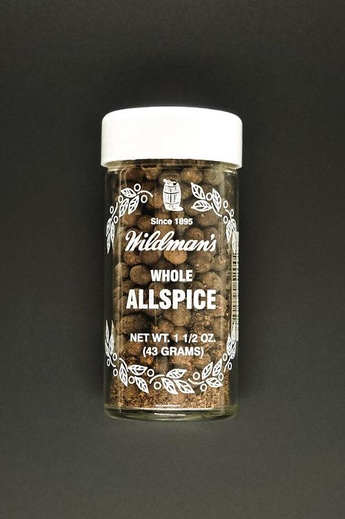 Allspice, Whole