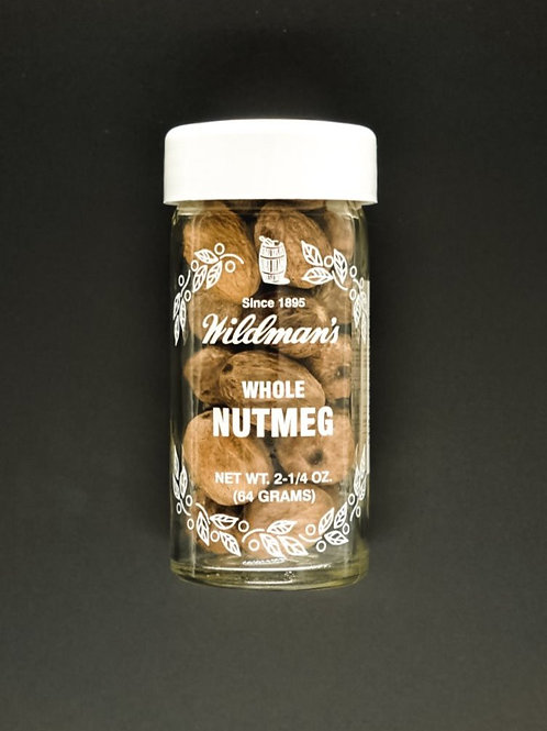 Nutmeg, Whole