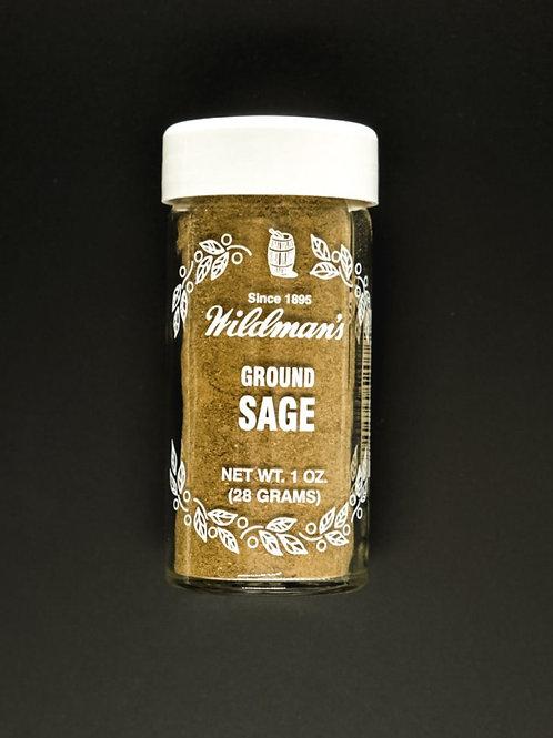 Sage, Ground