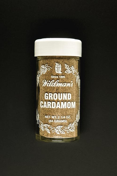 Cardamon, Ground