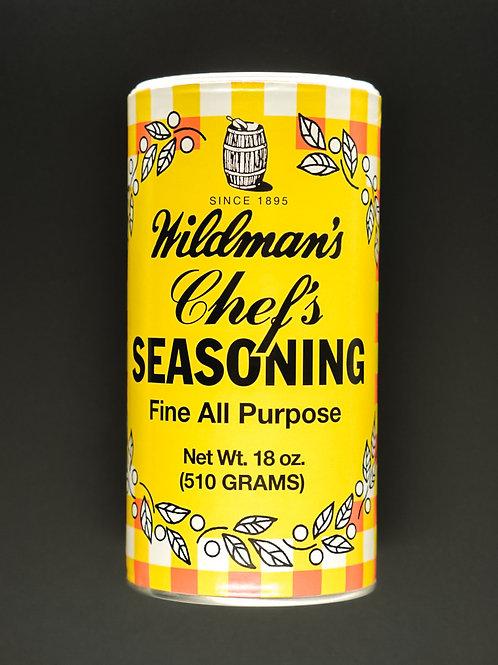 Chef's Seasoning - 18 oz.
