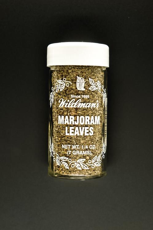 Marjoram Leaves