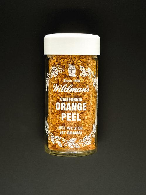 Orange Peel, Granulated