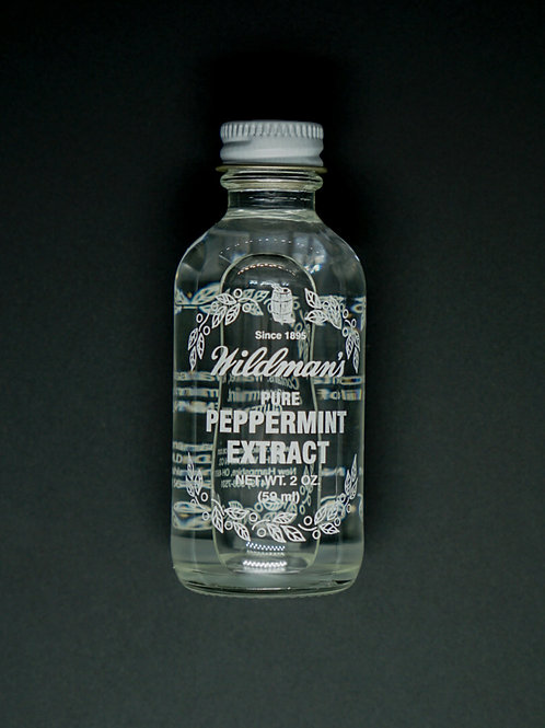 Peppermint Extract, Pure