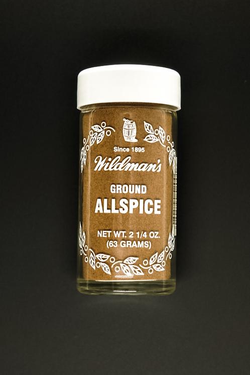 Allspice, Ground