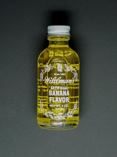 Banana Flavor, Artificial