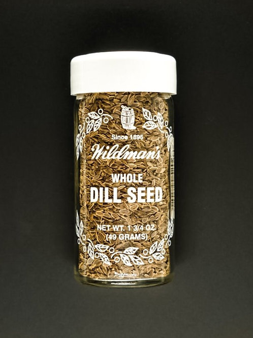 Dill Seed, Whole