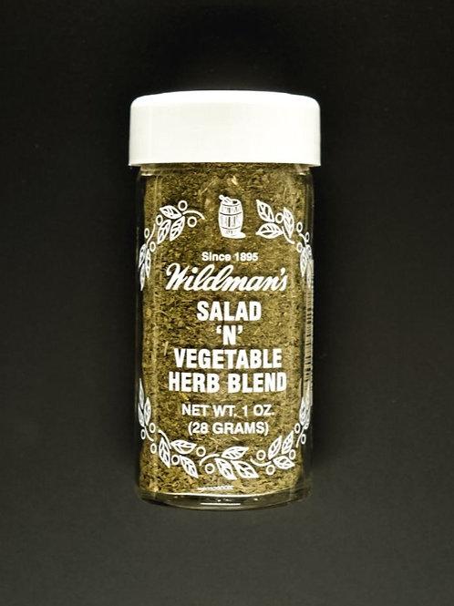 Salad & Vegetable Herb Blend