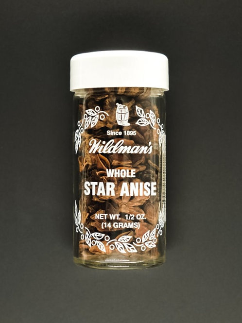 Anise, Whole Star