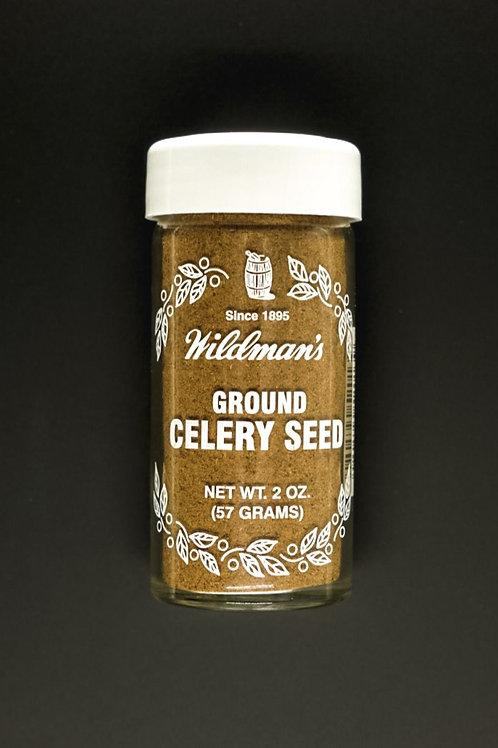 Celery Seed, Ground