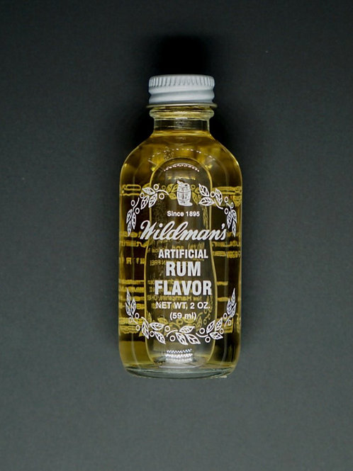 Rum Flavor, Artificial