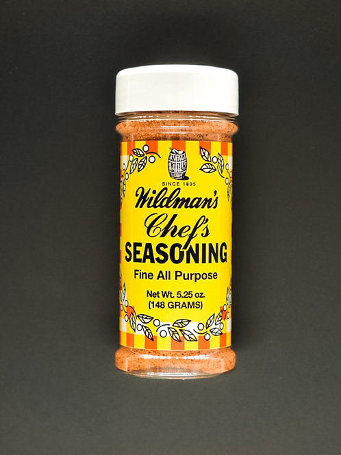 Chef's Seasoning - 5.25 oz.