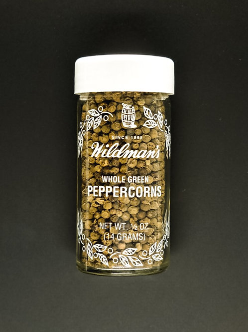 Peppercorns, Whole Green