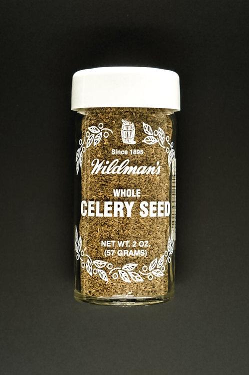Celery Seed, Whole