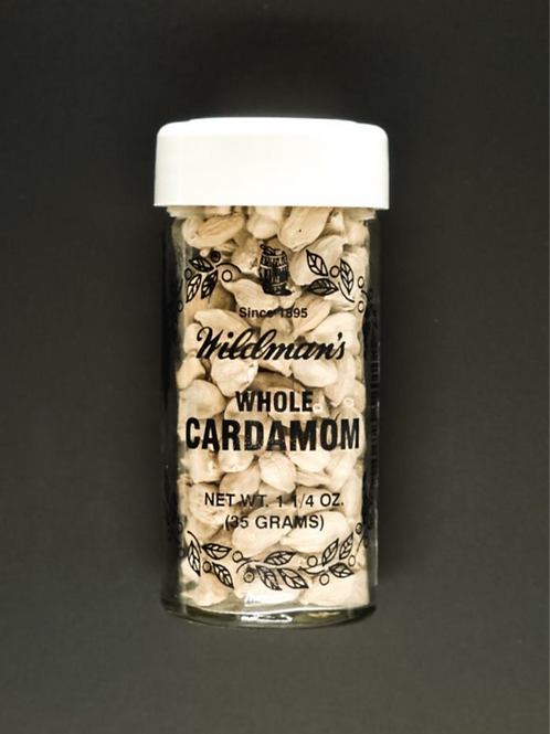 Cardamon, Whole White