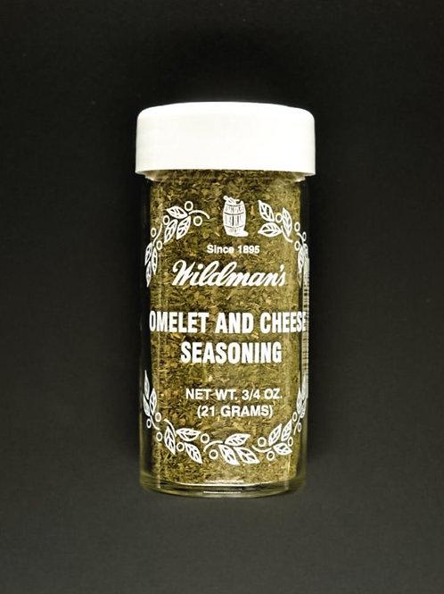 Omelet & Cheese Seasoning