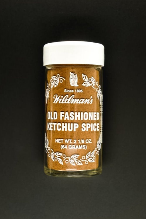Old Fashioned Ketchup Spice