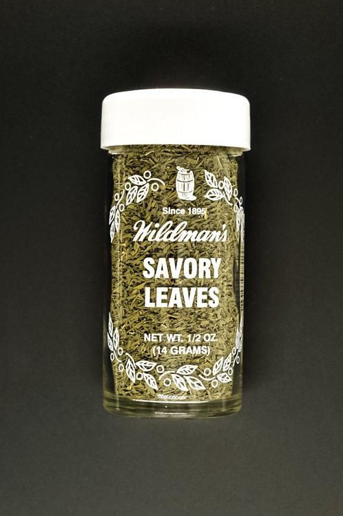 Savory Leaves