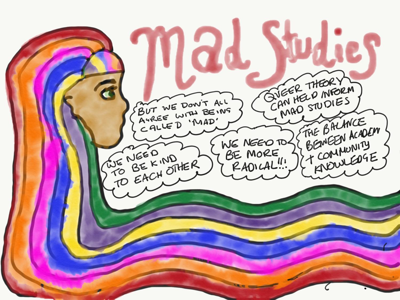 Mad Studies Meeting 5 August 2021