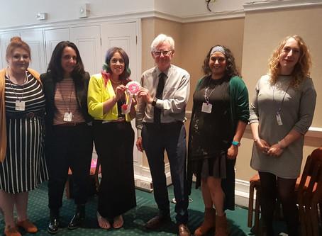 Lobbying Sir Norman Lamb - Part 3: Meeting @ Parliament Offices
