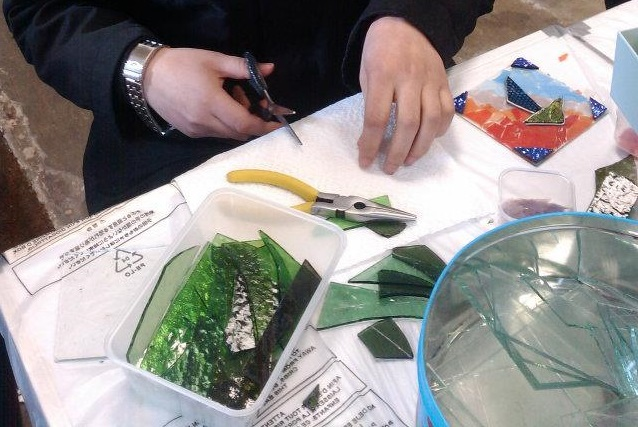 Glass Tile Workshop 1