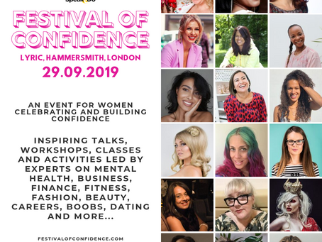 Talking Madness & Gender @ Festival Of Confidence