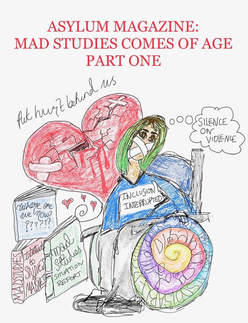 Mad Studies Group 2 Jan 2020