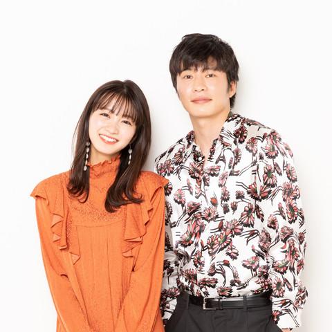『シネモーション』2020年1月号 田中圭 岡崎紗絵