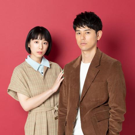 『シネモーション』2020年1月号 妻夫木聡 夏帆