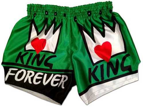 KING Forever - Royal Green Edition