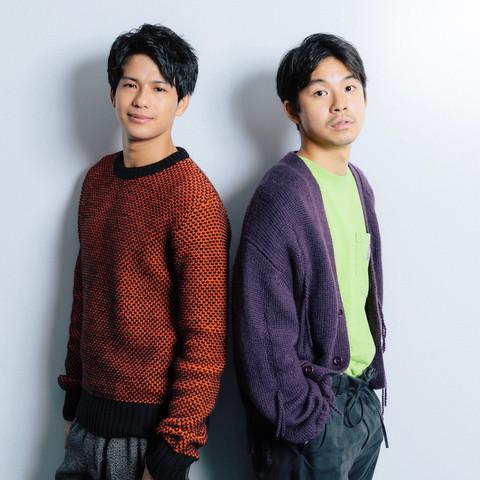 『シネモーション』2018年4月号 森崎ウィン / 太賀