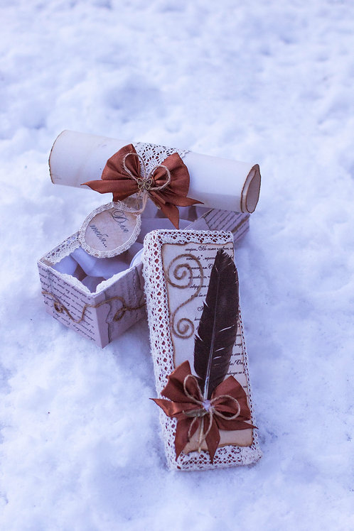 Письмо с Новогодними пожеланием от Удиви