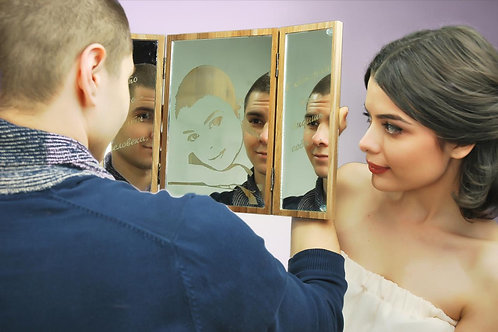 Зеркало с концептом