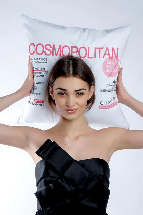"""Подушка """"Cosmopolitan"""""""