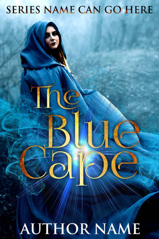 THE BLUE CAPE