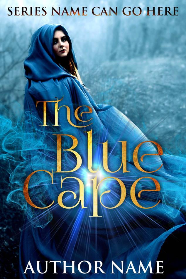 THE BLUE CAPE