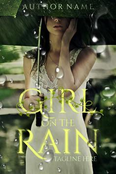 GIRL ON THE RAIN