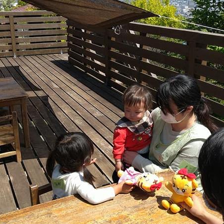 【報告】4/21 OPEN SAN