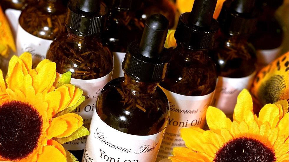 Glamorous Pearl Yoni Oil