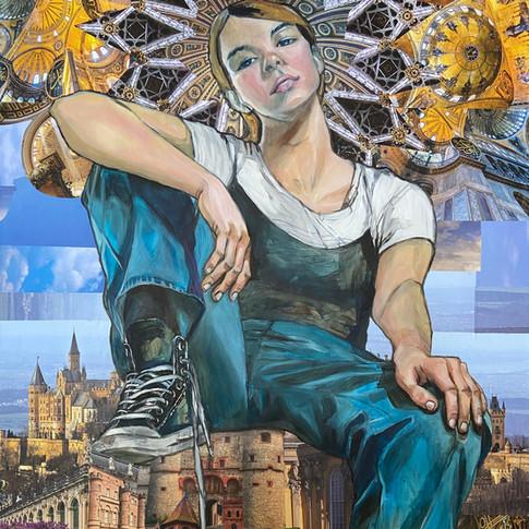 The Giantess-Carmen 2