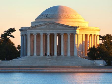 DC Tours Thomas Jefferson Memorial