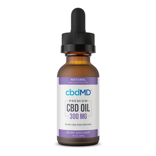 cbdMD CBD Oil Tincture