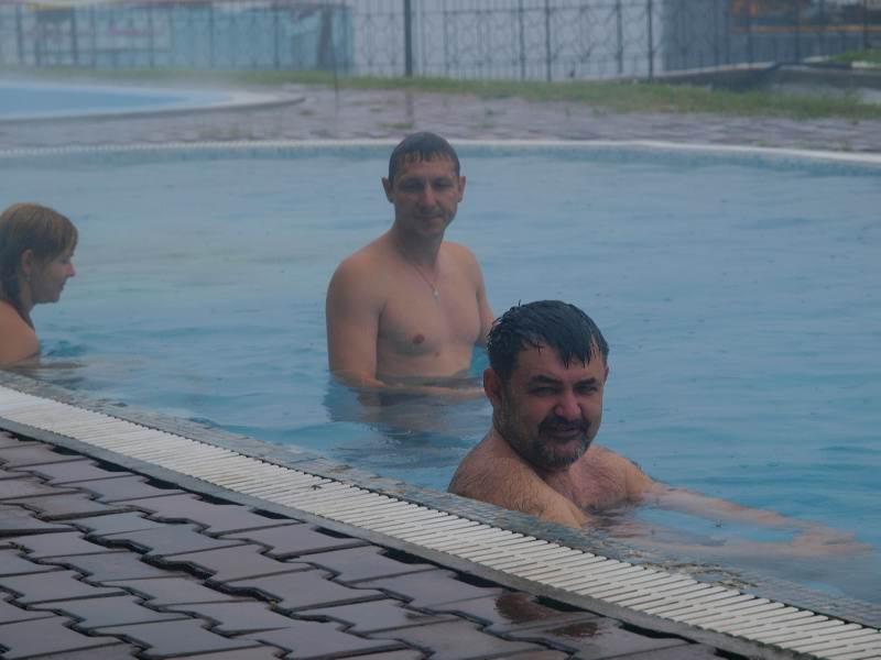 Горячие источники Байкала