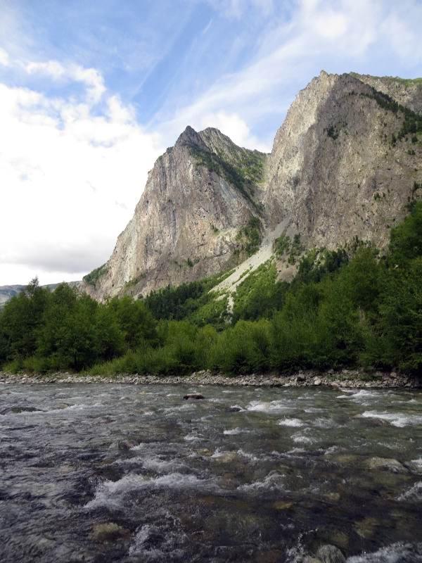 Долина реки Молокон