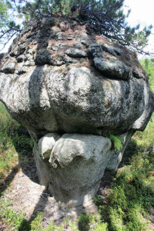 Скальные останцы
