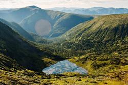 Путешествие Байкал. Озеро Сердце