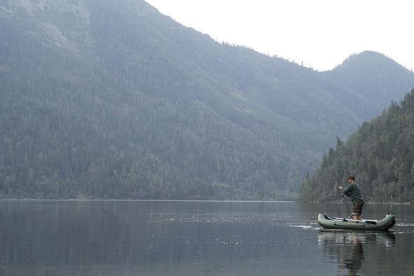 Озеро Соболиное