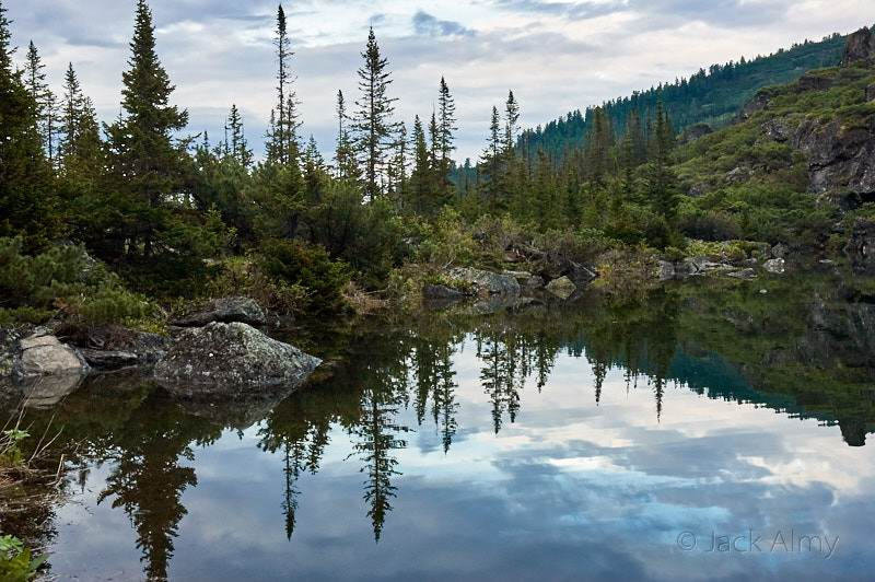 Путешествие Байкал. Тихое озеро